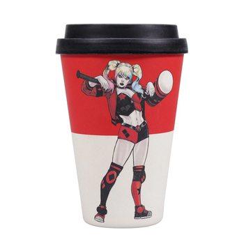 Cană Eco DC Comics - Harley Quinn