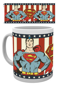 DC Comics - Superman Vintage Cană