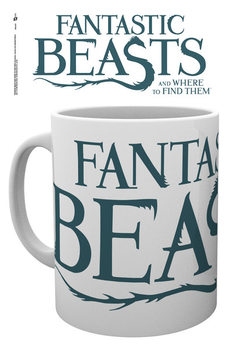 Fantastic Beasts And Where To Find Them - Macusa Cană