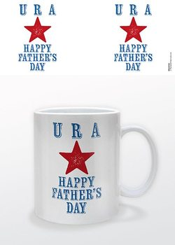 Father's Day - U R A Star Cană