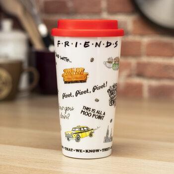 Friends Cană