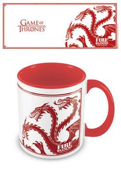 Game Of Thrones - Targaryen Cană