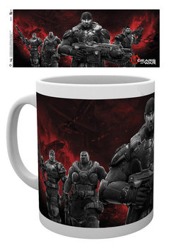 Gears Of War 4 - Ultimate Cană