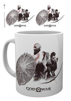 God Of War - Kratos and Atreus Cană