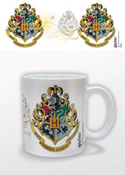 Harry Potter - Hogwarts Crest Cană