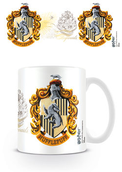 Harry Potter - Hufflepuff Crest Cană