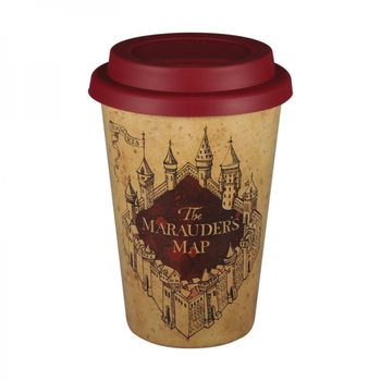 Cană Eco Harry Potter - Marauders Map