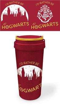 Harry Potter - Rather be at Hogwarts Cană