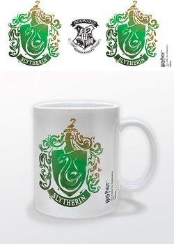 Harry Potter - Slytherin Stencil Crest Cană