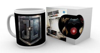 Justice League - Logos Cană