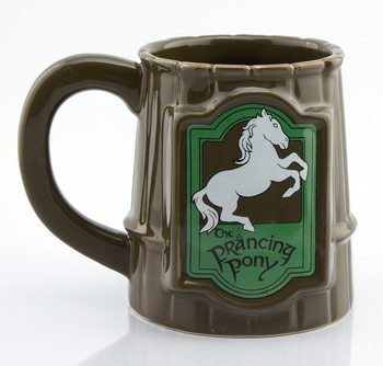 Lord Of The Rings - Prancing Pony Cană