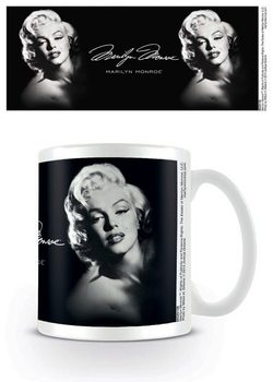 Marilyn Monroe - Noir Cană
