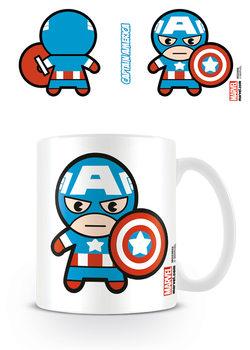 Marvel Kawaii - Captain America Cană