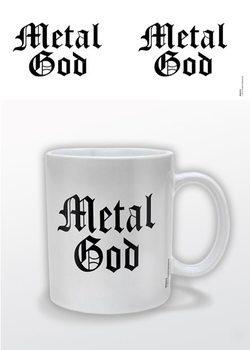 Metal God Cană