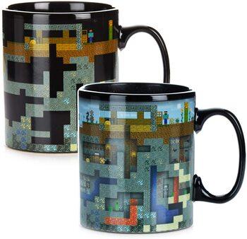 Cană Minecraft