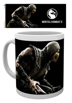 Mortal Kombat X - Scorpion Cană