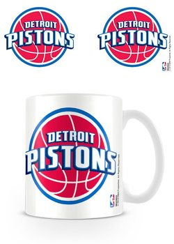 Cană NBA - Detroit Pistons Logo