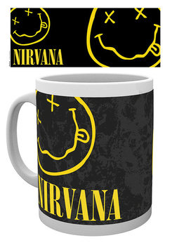Nirvana - Smiley Cană