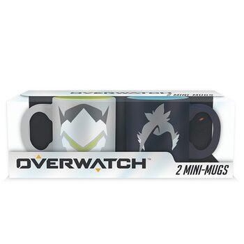 Cană Overwatch - Hanzo & Genji