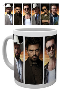 Preacher - Characters Cană