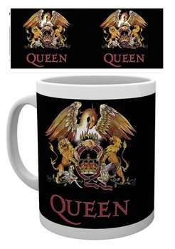 Queen - Colour Crest Cană