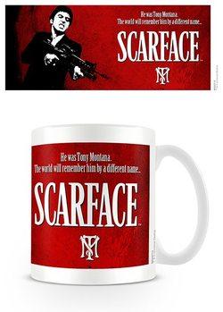 Scarface - Splatter Cană