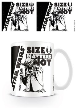 Star Wars - Size Matters Not Cană