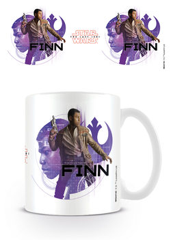 Star Wars The Last Jedi - Finn Icons Cană