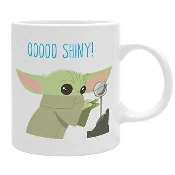 Cană Star Wars: The Mandalorian - Baby Yoda chibi