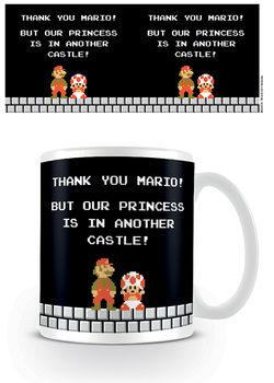 Super Mario - Another Castle Cană