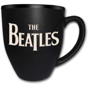 The Beatles – Drop T Logo Matt Engraved Cană