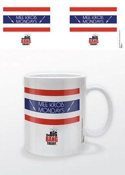 The Big Bang Theory - Mee Krob Mondays Cană