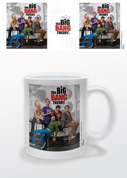 The Big Bang Theory - Portrait Cană
