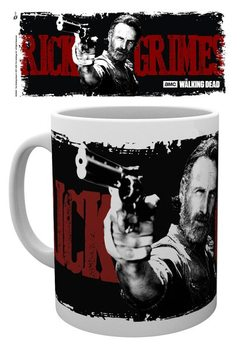 Walking Dead - Rick Graphic Cană