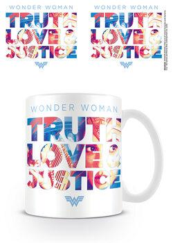 Cană Wonder Woman 1984 - Truth Love Justice