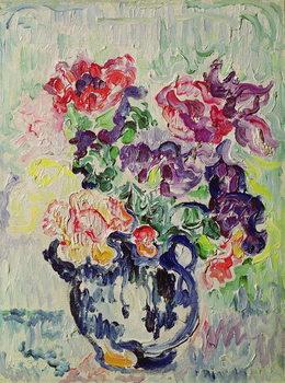 Canvas Anemones