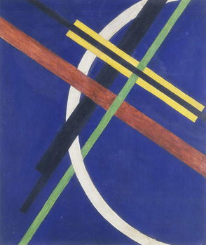Canvas Architektur I, 1922