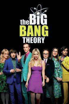 Canvas Big Bang Theory - Ploeg