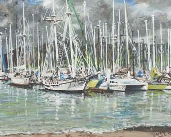 Canvas Coffs Harbour, Australia, 1998,