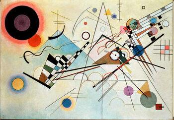Canvas Composition VIII. 1915