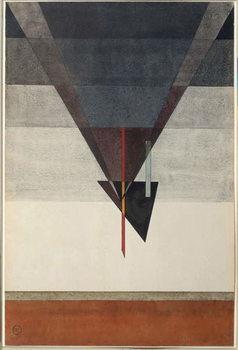Canvas Descent, 1925