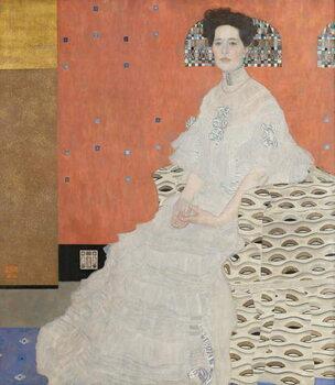 Canvas Fritza von Riedler