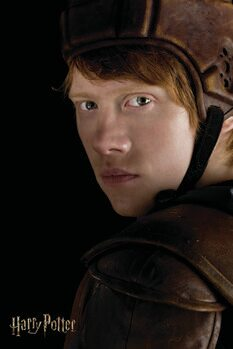 Canvas Harry Potter - Ron Weasley