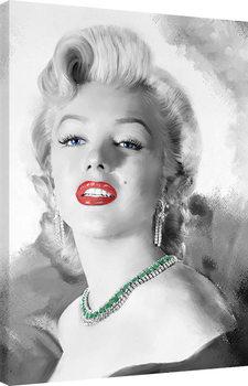 Canvas Jerry Michaels - Diamonds Are A Girls Best Friend