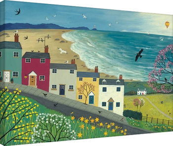 Jo Grundy - Spring is in the Air Canvas