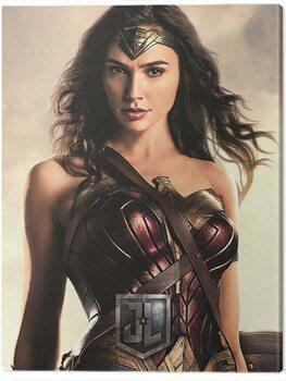 Canvas Justice League Movie - Wonder Woman