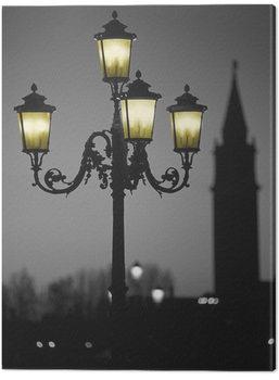 Canvas Lee Frost - Venetian Twilight