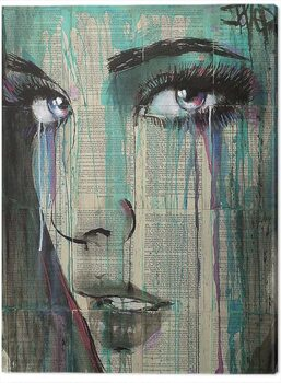 Canvas Loui Jover - A While Ago
