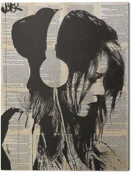 Obraz na plátne Loui Jover - Melodies Solace