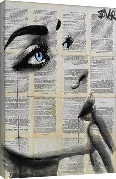 Loui Jover - Never Know Again Canvas